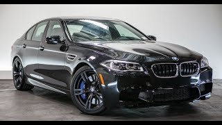 BMW F10 M5 Competition Package - One Take