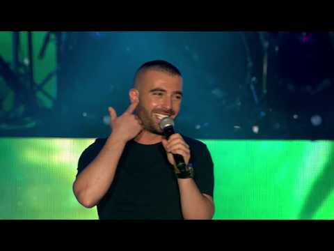 اغاني عبري روعه 2018 أغنية إسرائيلي | Israeli Hebrew Music - Omer Adam - LIVE | עומר אדם - מביט מהצד