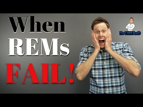 When Real Ear Measurement FAILS! | Hearing Aid Programming