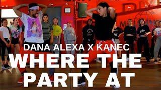 Where The Party At   Jagged Edge Ft Nelly | Dana Alexa X Anthony 'Kanec' Carr