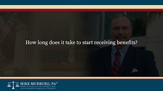 Video thumbnail: How long does it take to start receiving benefits?