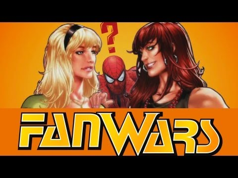 Fan Wars #1 - Gwen Stacy vs Mary Jane