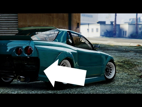 Gta 5 How To Remove Front And Back Bumper Glitch And Tutorial