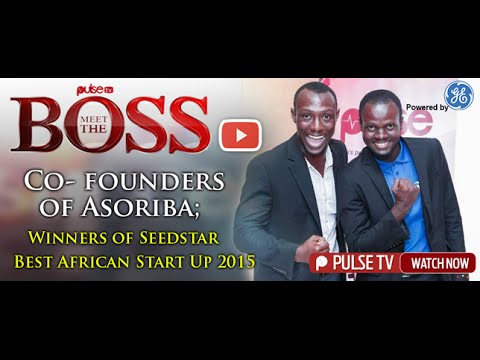 Meet The Boss: Asoriba; The wonder startup that has been adjudged best in Africa