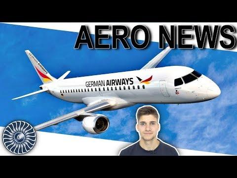 Wer ist German Airways? AeroNews