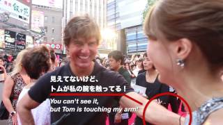 トムクルーズにインタビュー!//InterviewingTomCruise!〔#348〕