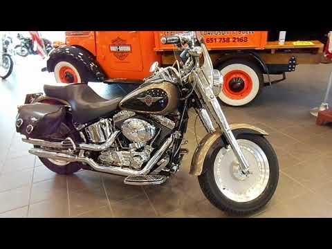 2004 Harley-Davidson Fat Boy FLSTF