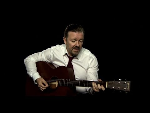 Learn Guitar with David Brent: Free Love Freeway