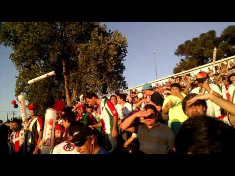 """""""Los Baisanos Rontinos con Palestino Final Copa Chile 2015"""" Barra: Los Baisanos • Club: Club Deportivo Palestino"""