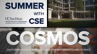 Summer With CSE: COSMOS