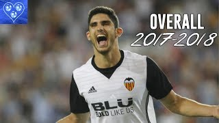 Gonçalo Guedes Goals & Assists & Skills 2017-2018   The Complete Winger
