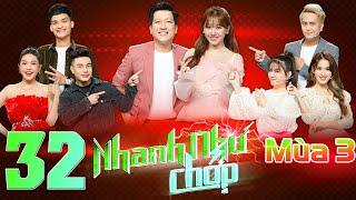 """Nhanh Như Chớp 3   Tập 32: Dương Lâm tự tin """"quán quân quài"""", trả lời câu hỏi khiến Hari """"sợ xỉu"""""""