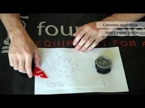Comprehensive Guide to Using a Compass - Sidemounting.com