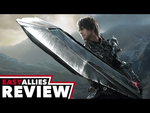 Final Fantasy XIV: Shadowbringers - Easy Allies Review - YouTube video thumbnail