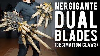 Nergigante Decimation Claws - Monster Hunter World