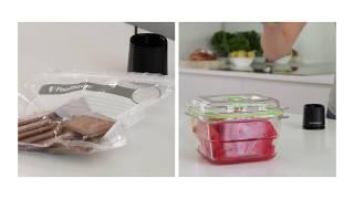 FoodSaver Handheld Vacumeermachine