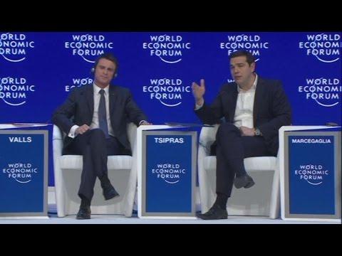 Αλ. Τσίπρας: Θέλουμε την Ελλάδα μέρος της λύσης