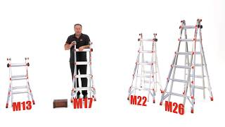 Little Giant Ladders | Leveler | Features And Benefits