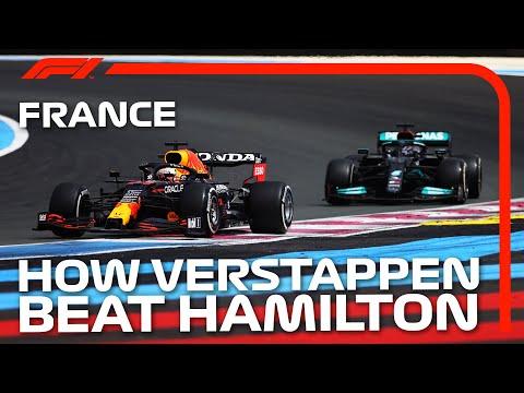 フェルスタッペンの速さをまとめたダイジェスト動画!F1第7戦フランスGP(ル・キャステレ)