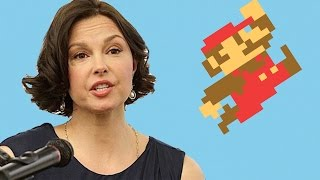 Dear Ashley Judd, You Don't Know Video Games. So Please Shut Up...