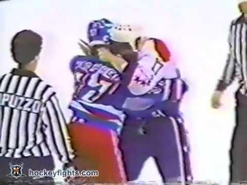 Timo Blomqvist vs. George McPhee