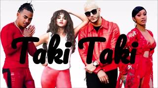 Dj Snake Feat Selena Gomez, Ozuna & Cardi B - Taki Taki     S