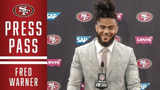 Fred Warner: 'Guys are Giving Great Effort' | 49ers