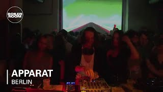 Apparat - Live @ Boiler Room Berlin 2012