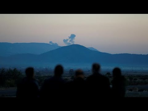 Η Τουρκία σφυροκοπά τους Κούρδους στη Συρία