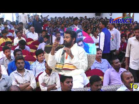 How To Earn Money | Jagan Guruji | TELUGU IMPACT Srikakulam 2018