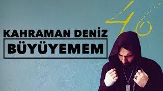 Kahraman Deniz - Büyüyemem (Official Audio)