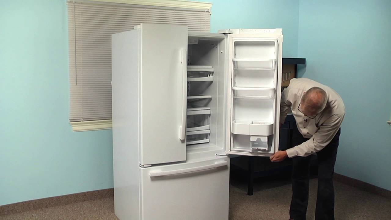Replacing your Kenmore Refrigerator Refrigerator Door Gasket - White