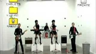 Chalets - Feel The Machine