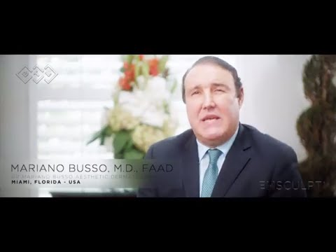 EMSCULPT Bringing Booty Back - <strong>M.D. Mariano Busso</strong>