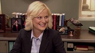 Amy Poehler BLOOPERS - Parks And Rec [Season 3]
