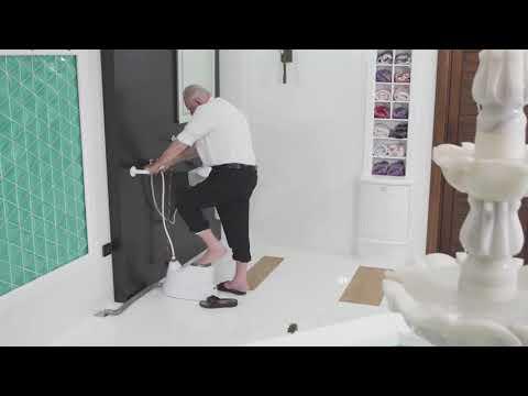 İdevit Ayak Yıkama Videosu