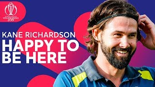 "Kane Richardson - ""I'm Just Trying To Have Fun"" 