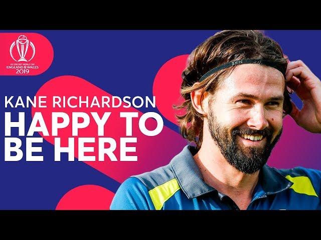 Kane Richardson -