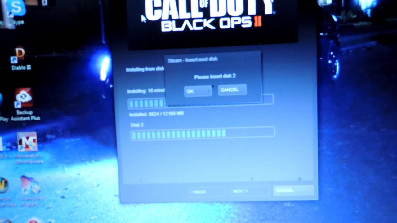 PC Version Of Call Of Duty: Black Ops II Comes With… Mass Effect 2?!