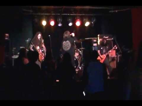 "Beard of Antlers - ""Keeper"" and ""Iron Monger"" Live @ The Soapbox 5/28/2012"