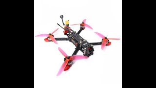 GEPRC MARK4 5 Inch 225mm 6S FPV Racing Drone Freestyle PNP/BNF 2306.5 1850KV SPAN F4 BLheli_S 45A To