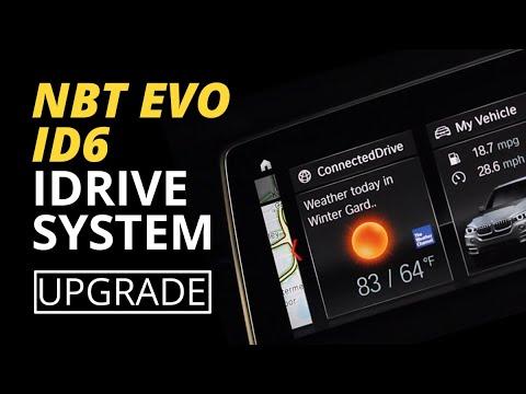 BMW NBT EVO ID5/ID6 Speedlock VIM Hidden Menu - игровое