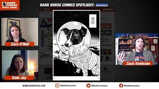 Dark Horse Comics: Recording Of Spotlight On Dark Horse Manga With Translator Zack Davisson