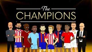Binge ALL of The Champions: Season 2 - FULL Season