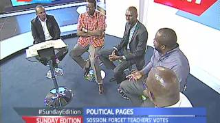 Sunday Edition: The Political Pages - February 12, 2017