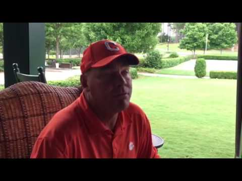 Pearman talks Clemson TEs, special teams