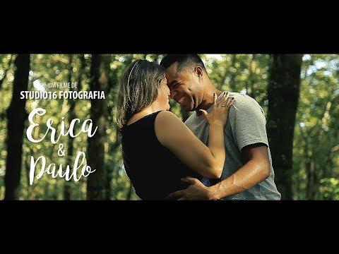 Pré-Wedding - Erica e Paulo