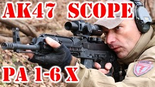 AK47 AKM 16x Scope From Primary Arms
