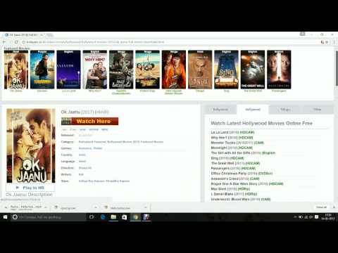 Download How to Download 'OK JANU' Full Movie (100% Working) HD Mp4 3GP Video and MP3