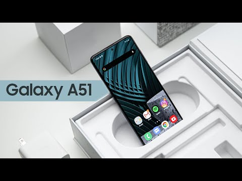 External Review Video H_eFwyEZvY8 for Samsung Galaxy A51 5G Smartphone